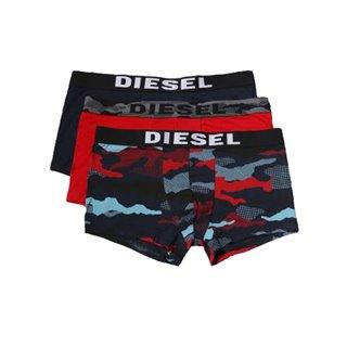 Boxer pour Homme Diesel 00SAB2-0WAPQ-156 (Pack de 3)-Taille -XL