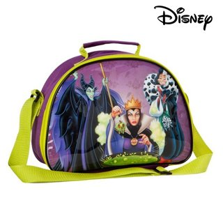 Sac pour snack Disney 76296 Violet Vert