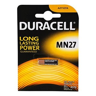 Pile Alcaline DURACELL DRB271 MN27 12V