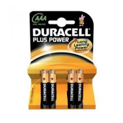 Piles Alcalines DURACELL DURLR3P4B
