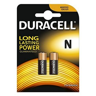 Piles Alcalines DURACELL Specialty DRB91002 N MN9100 1.5V (2 pcs)