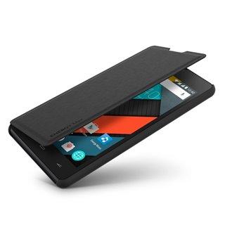 Housse pour Mobile avec coque Energy Sistem Max 4G 425242 Noir