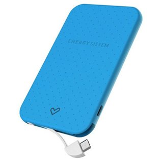 Power Bank Energy Sistem Extra Battery 2500 424429 2500 mAh Bleu