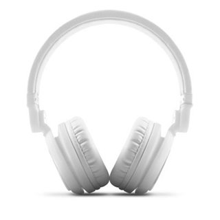 Casques avec Microphone Energy Sistem DJ2 426737 Blancs