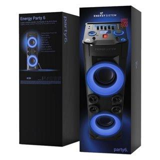 Haut-parleurs bluetooth Energy Sistem 443734 Bluetooth 4.0 Bleu