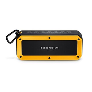 Haut-parleurs bluetooth Energy Sistem 444878 2000 mAh 10W Jaune Noir