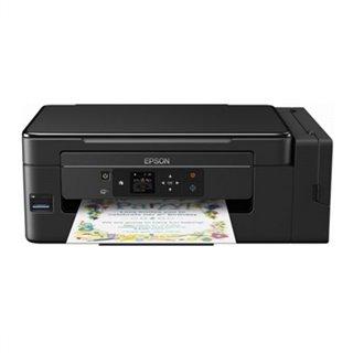 Imprimante Multifonction Epson C11CF47402 ECOTANK ET-2650 WIFI 1200 x 2400 DPI Noire