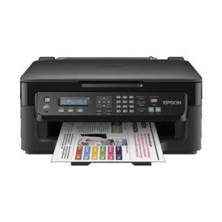 Imprimante Multifonction Epson WorkForce C11CC58302 Wifi Fax