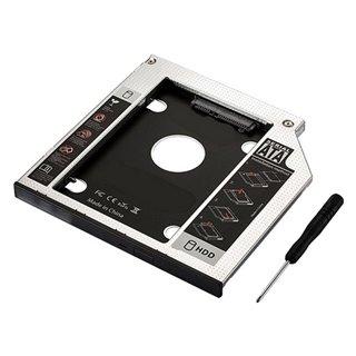 Adaptateur d'unité optique HDD/SSD SATA (9,5 mm) Ewent EW7003