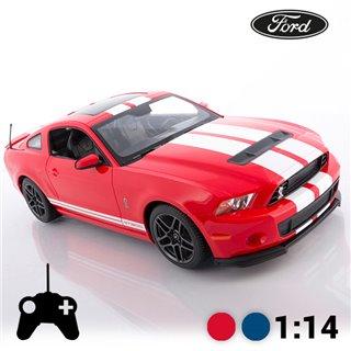 Voiture Télécommandée Ford Shelby GT500-Couleur-Rouge