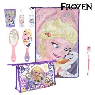 Trousse de Toilette avec Accessoires Frozen 8867 (7 pcs)