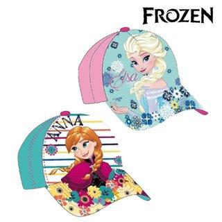 Casquette pour Enfants Frozen (53 cm)-Couleur-Vert