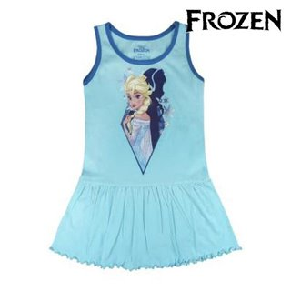 Robe Frozen 8507 (taille 5 ans)