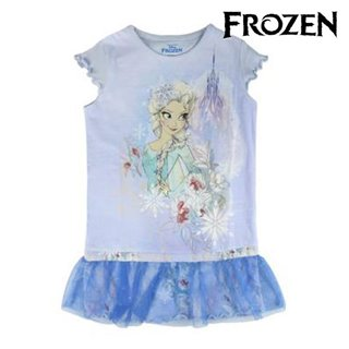 Robe Frozen 8552 (taille 5 ans)