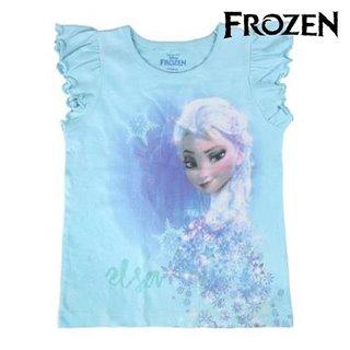 T shirt à manches courtes Enfant Frozen 8675 (taille 7 ans)
