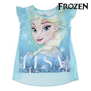 T shirt à manches courtes Enfant Frozen 8828 (taille 7 ans)