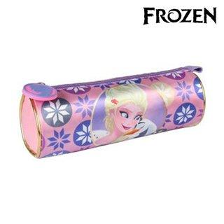 Trousse d'écolier cylindrique Frozen 8645