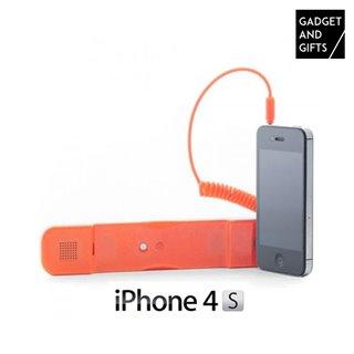 Écouteur Antiradiation pour iPhone-Couleur-Rose