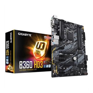 Carte Mère Gigabyte GA-B360 HD3 ATX DDR4