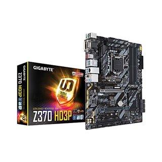 Carte mère Gaming Gigabyte Z370 HD3P GA-Z370 HD3P DDR4-SDRAM DIMM 2133,4000 MHz