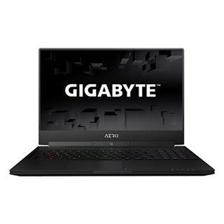 """Jeux sur ordinateur portable Gigabyte GA-C107F516-ES-B05 15,6"""" i7-8750H 16 GB RAM 512 GB Noir"""