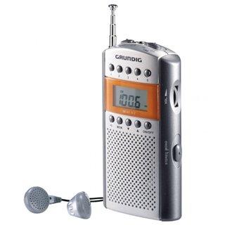 Radio Transistor Grundig GRR-2090 FM Gris