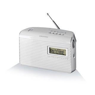 Radio Transistor Grundig MUSIC 61 FM Blanc