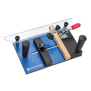 Gabarit de serrage pour défonceuse - 127 x 32 mm (5'' x 1-1/4'')