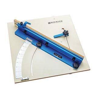 """Gabarit de coupe transversale pour scie circulaire - 603 x 603 mm (23-3/4"""" x 23-3/4"""")"""