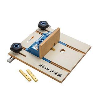"""Gabarit à queue droite pour défonceuse - 6,35 mm (1/4"""") / 9,5 mm (3/8'') / 12,7 mm (1/2"""")"""