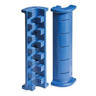 """Cales de serrage pour joints à queues droites, 4 pcs - 12,7 mm (1/2"""")"""