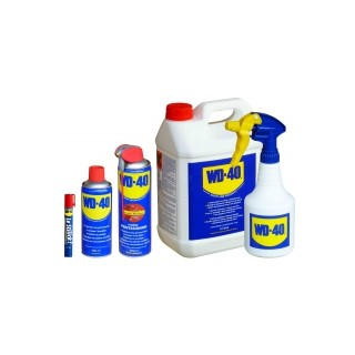 Degrippant Wd40 250Ml Doub.Spray