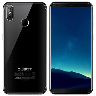 "Smartphone Cubot R11 5,5"" Quad Core 2 GB RAM 16 GB Noir"