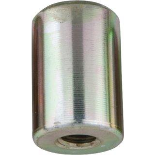 Douille de centrage pour palier de guidage Ø 17,0 mm