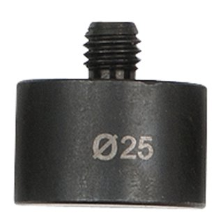 Douille de centrage pour palier de guidage Ø 25,0 mm
