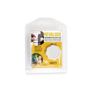 Fermeture de sécurité magnétique pour portes et tiroirs Revalock Emuca