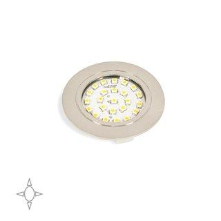 Spot LED Crux-in Emuca à encastrer avec lumière naturelle