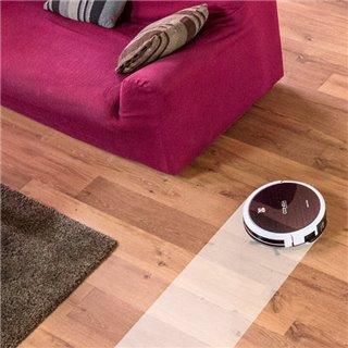 Robot Aspirateur et Serpillière avec Réservoir d'Eau Excellence 5040
