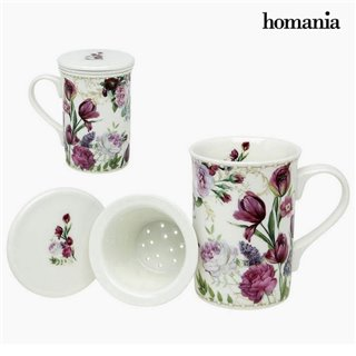 Lot de tasses Homanía 9519 (2 pcs)