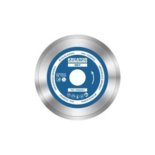 Disque Diamant D125 Eco Eau 3Pc