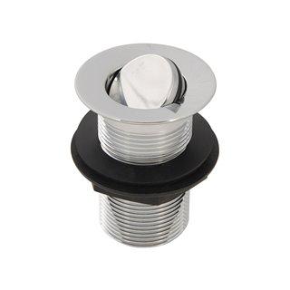 """Bonde pour lavabo rotative en laiton - 32 mm (1 - 1/4"""")"""