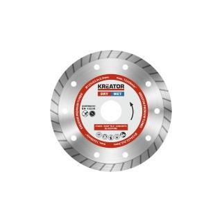 Disque Diamant D125 Premium Turbo
