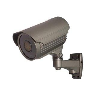 Caméra Multi Protocoles - Hd-Tvi / Cvi / Ahd / Analogique - Extérieur - Cylindrique - Varifocal Zoom - 1080P