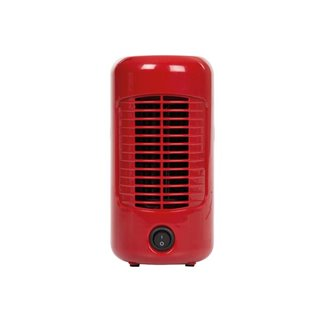 Ventilateur De Table - Ø 20 Cm - Rouge