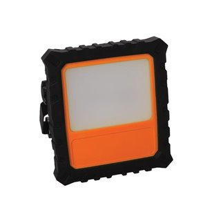 Projecteur De Chantier Rechargeable Led - 20 W / 1400 Lm - Avec Fonction Variateur