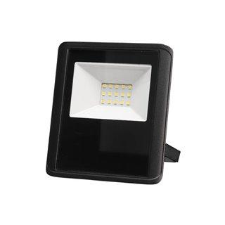 Projecteur Led D'Extérieur - 10 W, Blanc Neutre - Noir