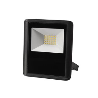 Projecteur Led D'Extérieur - 20 W, Blanc Neutre - Noir