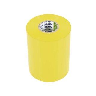 Nitto - Ruban Adhesif Isolant - Jaune - 100 Mm X 20 M