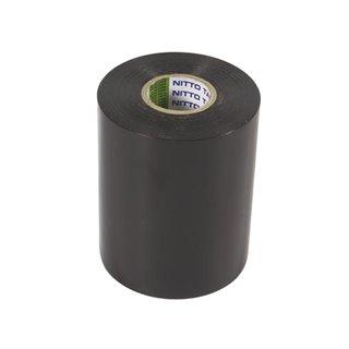 Nitto - Ruban Adhesif Isolant - Noir - 100 Mm X 20 M