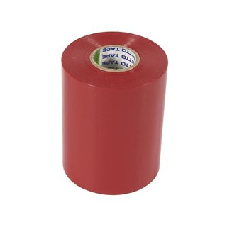 Nitto - Ruban Adhesif Isolant - Rouge - 100 Mm X 20 M